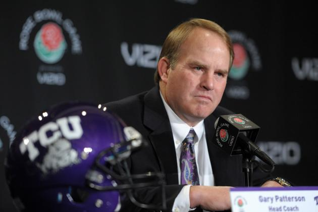 Why Arkansas Would Not Be a Great Fit for TCU's Gary Patterson