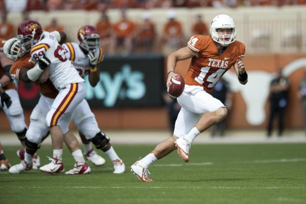 Iowa State vs. Texas: Longhorns Win Big, Look Ready to Shock Kansas State