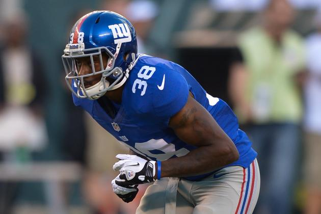 Giants Activate Will Hill to 53-Man Roster, Place Michael Coe on Injured Reserve