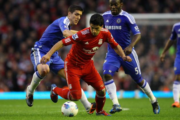 Chelsea 1-1 Liverpool: Terry and Suarez Score in Draw