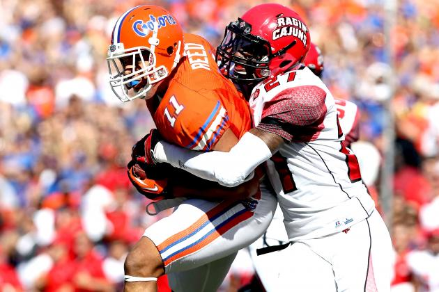 ULL vs. Florida: Squeaker over Ragin' Cajuns Proves Gators Aren't Back