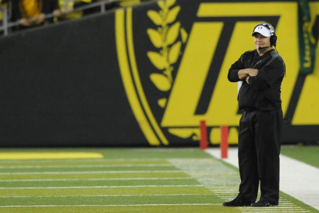 If Oregon Wins the National Title, Is Chip Kelly a Goner?