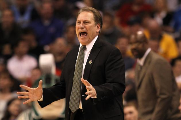Tom Izzo Disappointed Spartans Didn't 'play Like the Military Works
