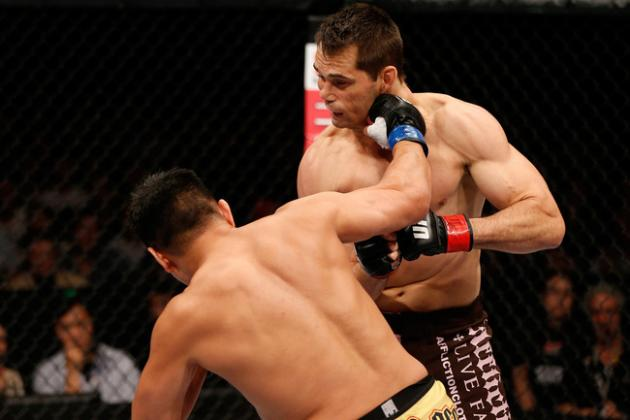 UFC on Fuel TV 6: Why Rich Franklin Should Retire After Embarrassment in China