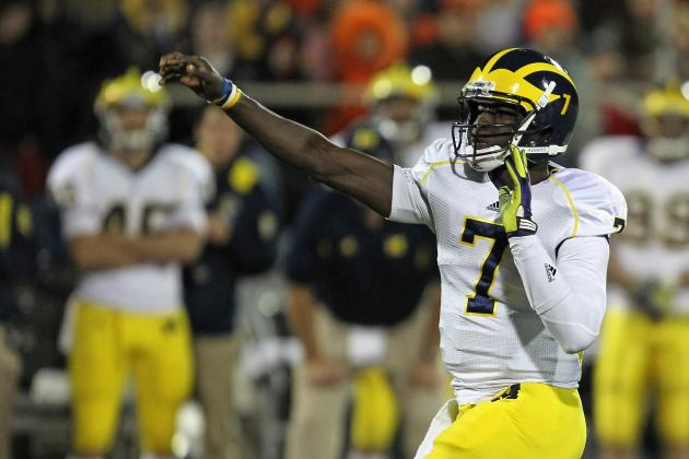 Devin Gardner: 'This Is Denard's Team'