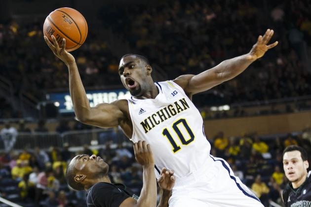 Michigan Shows Off Its Scoring Depth, New Ability to Run