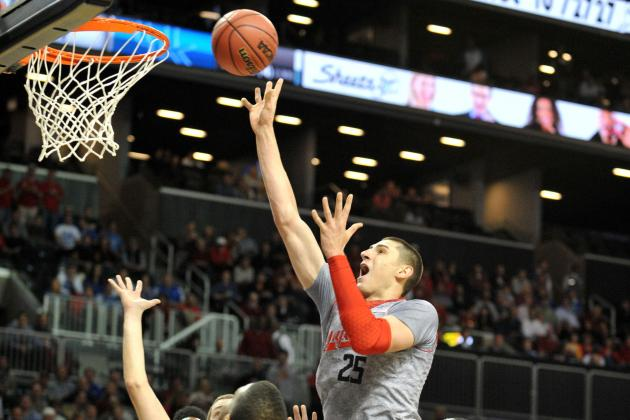 Maryland-Kentucky Postgame: Alex Len Shined on the Big Stage