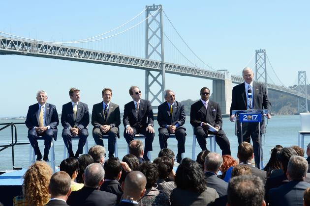 Warriors Arena Means Millions for S.F