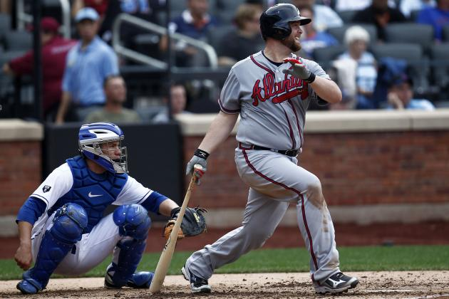 Braves C McCann to Miss Start of Season