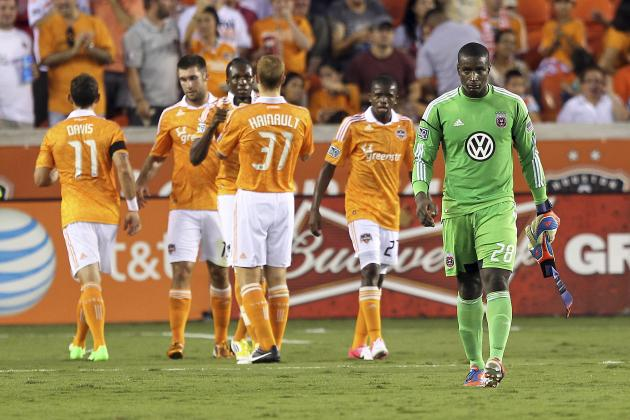 MLS Playoffs 2012: Preview and Predictions for Houston Dynamo vs. DC United