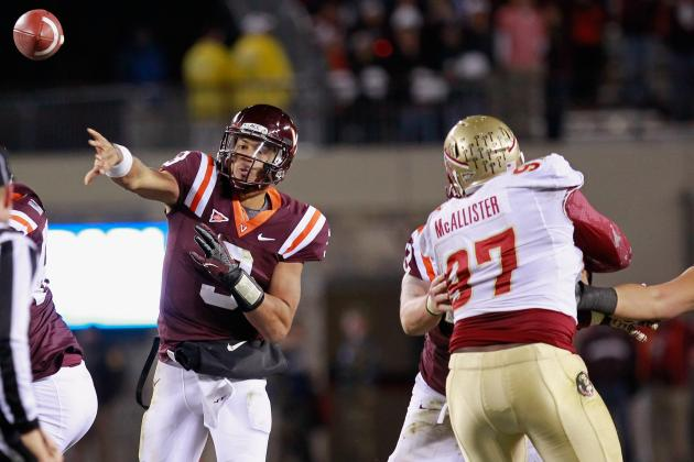 Virginia Tech Already Focusing on Boston College