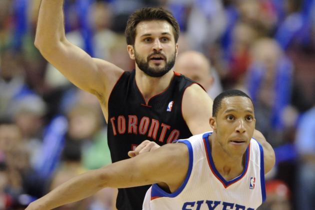 Philadelphia 76ers vs. Toronto Raptors: Live Score, Results and Game Highlights