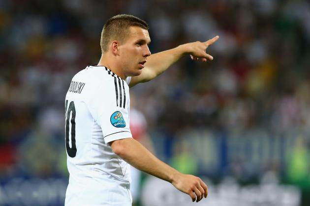 Why Podolski Is the Most Important Player for Germany's World Cup 2014 Chances