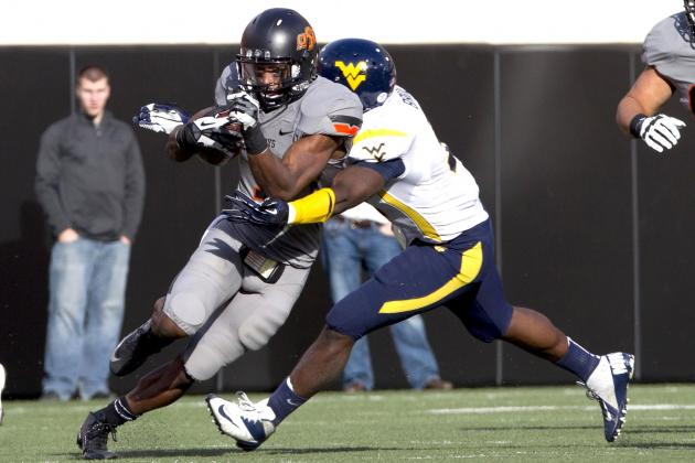 West Virginia vs. Oklahoma State: Live Scores, Analysis and Results