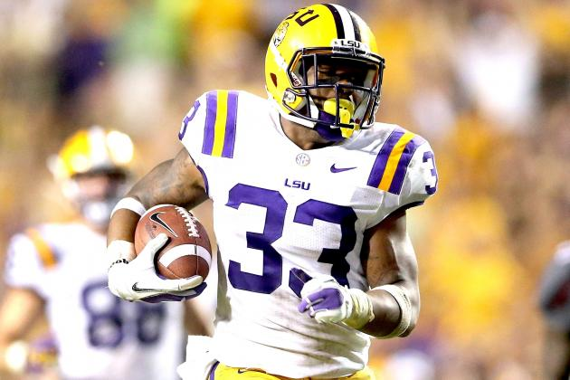 Mississippi State vs. LSU: Live Scores, Analysis and Results