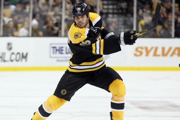 Nathan Horton: Can Boston Bruins Winger Return to Form After Concussion Saga?