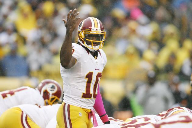 RG3 for Rookie MVP?  The Numbers Don't Lie, but Do They Tell the Truth?