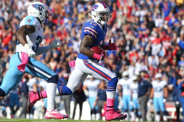 Stevie Johnson: Updated Fantasy Analysis & Outlook for Bills WR