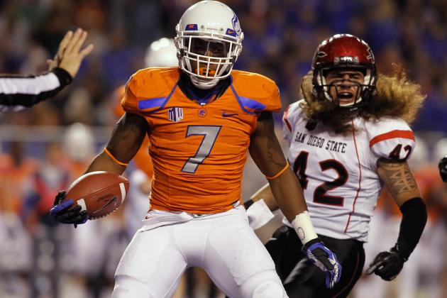 ESPN Gamecast: Boise State vs. Hawaii