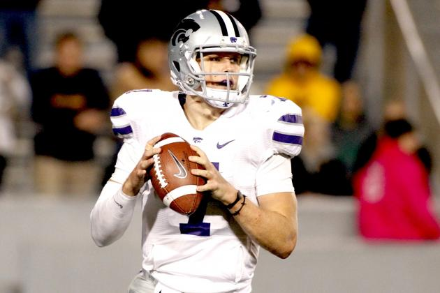 Kansas State vs. TCU: Live Scores, Analysis and Results