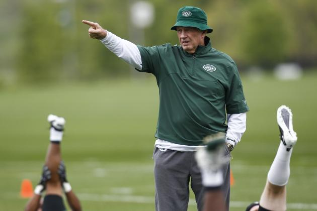 Jets Special Teams Coach Never so Frustrated