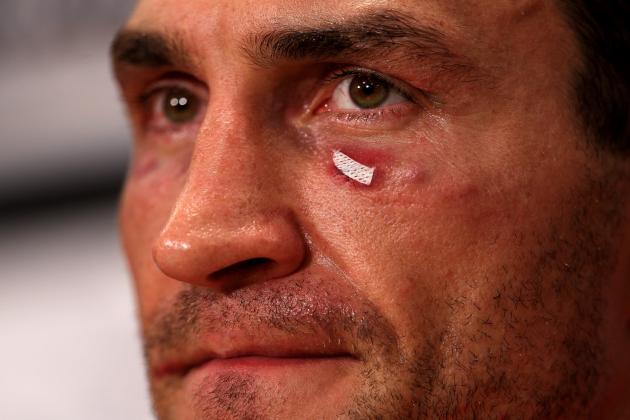 Wladimir Klitschko Unsurprisingly Dominates Mariusz Wach