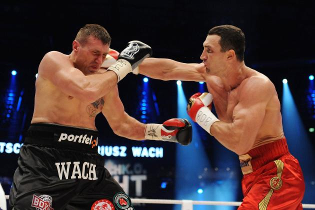 Klitschko vs Wach Results: Dr. Steelhammer Defeats The Viking Via Decision