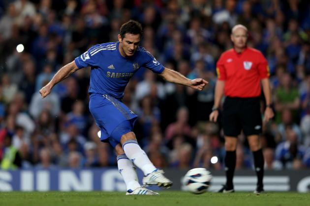 Chelsea Transfer News: Is It Time for Frank Lampard to Move On?