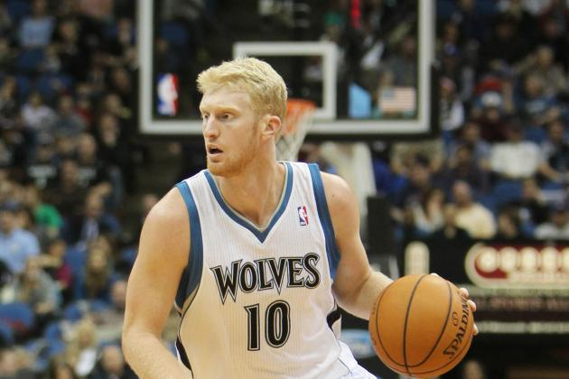 Chase Budinger Starting Tonight in Place of Brandon Roy
