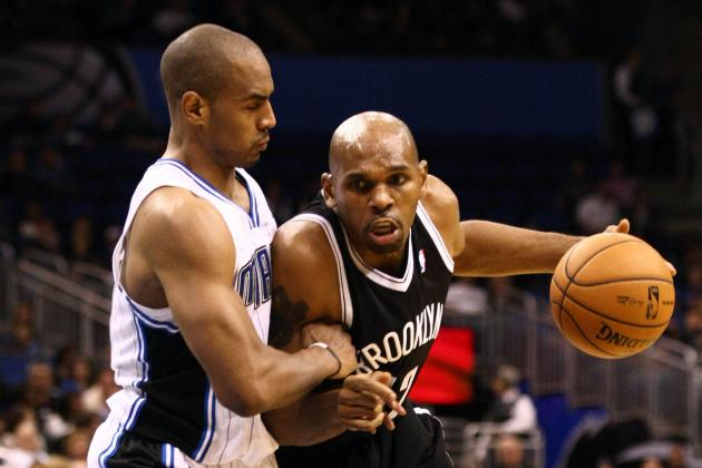 Veteran Presence Jerry Stackhouse Still Can Help on the Court, Too