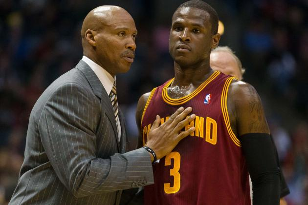 Cavaliers Coach Byron Scott Struggling with Depth Perception