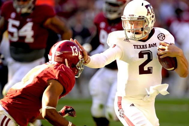 Texas A&M vs. Alabama:  Live Scores, Analysis and Results