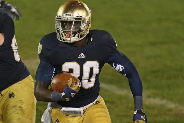 College Football Gamecast: Notre Dame vs Boston College