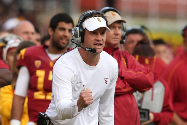 Arizona State vs. USC: Win Lets Lane Kiffin Deflate His Critics, For the Moment
