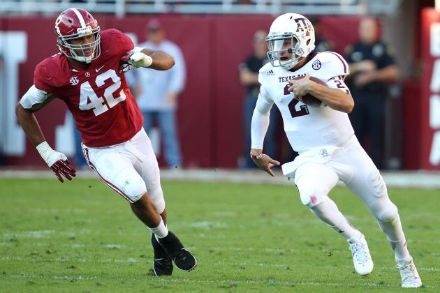BCS Rankings: How Alabama Loss Shakes Up Top 25