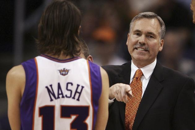 Lakers Plan To Speak With D'Antoni, Dunleavy: Hoops Rumors