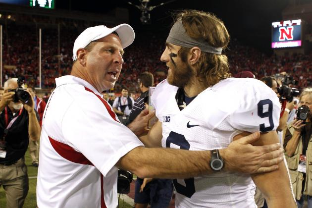Penn State Football 2012:  Blown Call Hurts Nittany Lions in Defeat at Nebraska