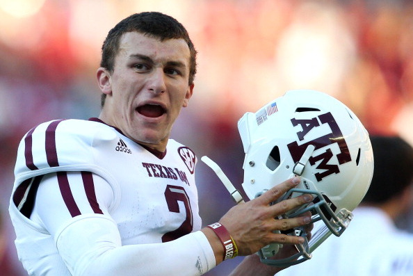 Johnny Manziel: Aggies QB Shows Maturity Beyond His Years in Alabama Upset