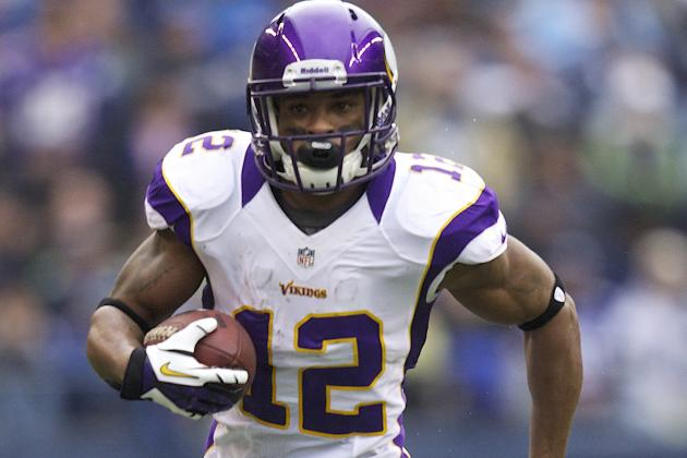 Percy Harvin Ruled out vs. Lions
