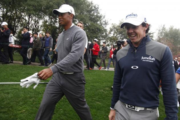 Tiger, Rory Bromance Is Great for Golf