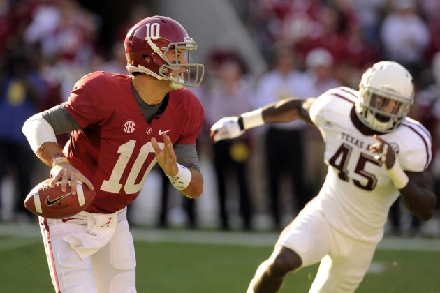 Texas A&M vs. Alabama: Where It All Went Wrong for the Crimson Tide