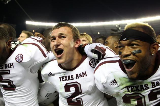 Johnny Manziel Just Sandbagged His Own Conference out of BCS Picture