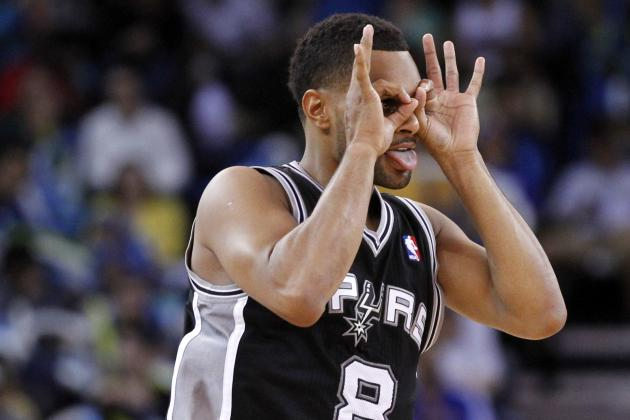 Patty Mills Starting Tonight in Place of Parker