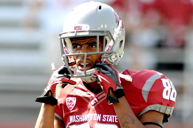 Marquess Wilson Reportedly Leaves Washington State, Citing Staff Abuse