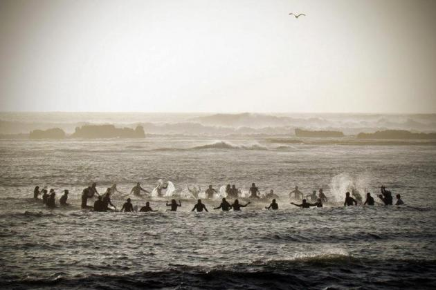 Mavericks Surf Contest 2012: The Big Wave Brawl Begins