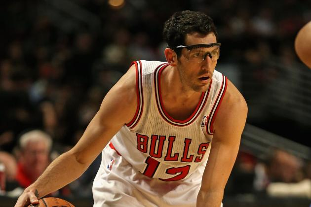 Kirk Hinrich Suffers Right Hip Strain