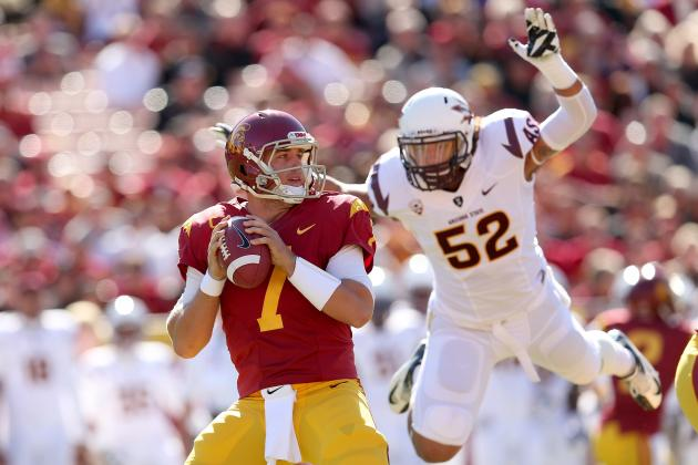 USC Football: Trojans Improve but Still Have a Ways to Go