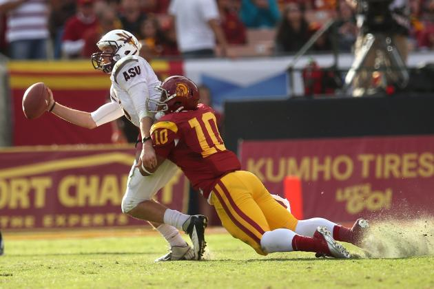 USC Football: Postgame Thoughts and Analysis After Trojans' Win over ASU