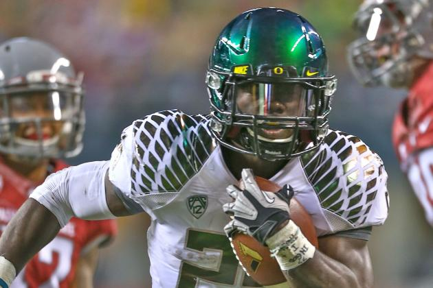 Oregon vs. California: Live Scores, Analysis and Results