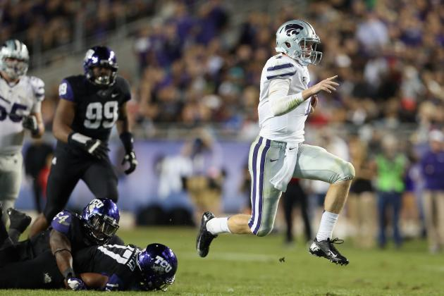 No. 3 Kansas St. 23, TCU 10
